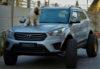 Customised Hyundai Creta