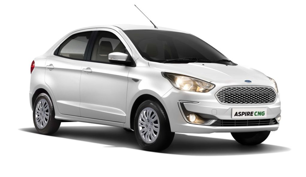 FORD ASPIRE CNG-1