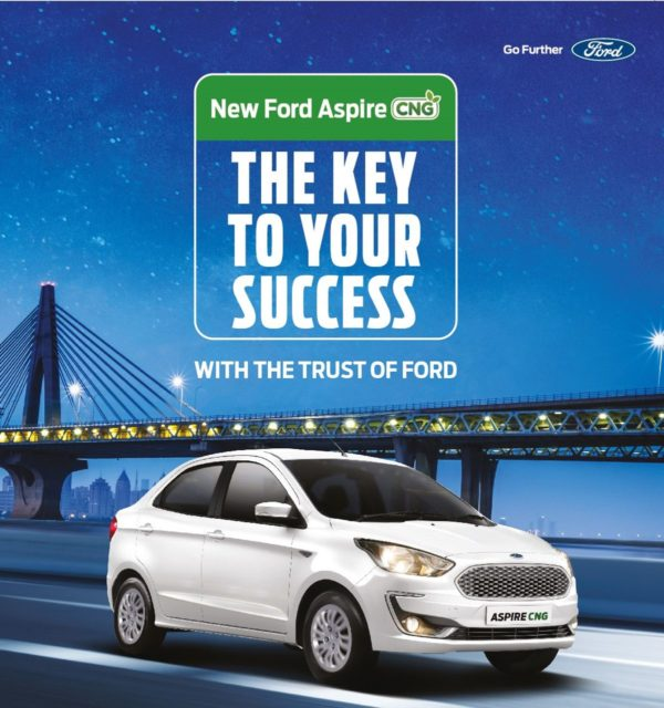 FORD ASPIRE CNG-2