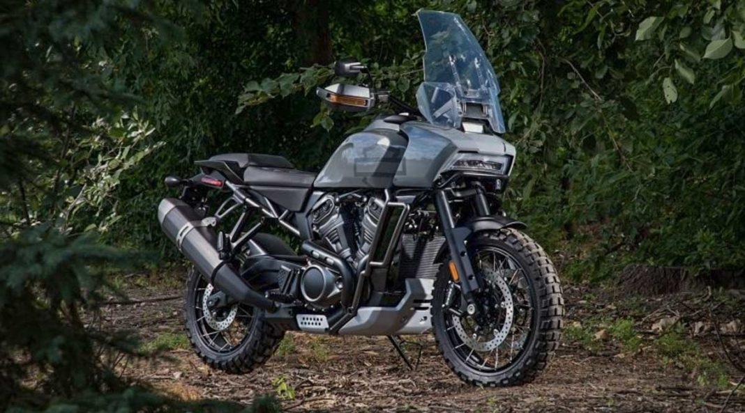 Harley-Davidson_Pan_America India