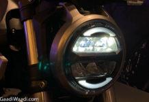 Honda CB300R 1