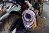 Honda CB300R Exhaust
