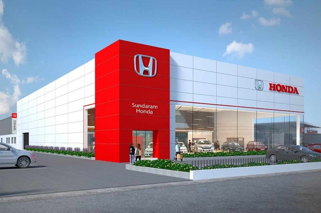Honda Cars India implements new Corporate Identity for its Dealer Network across India _
