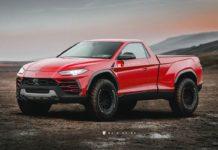 Lamborghini-Urus-pickup-rendering