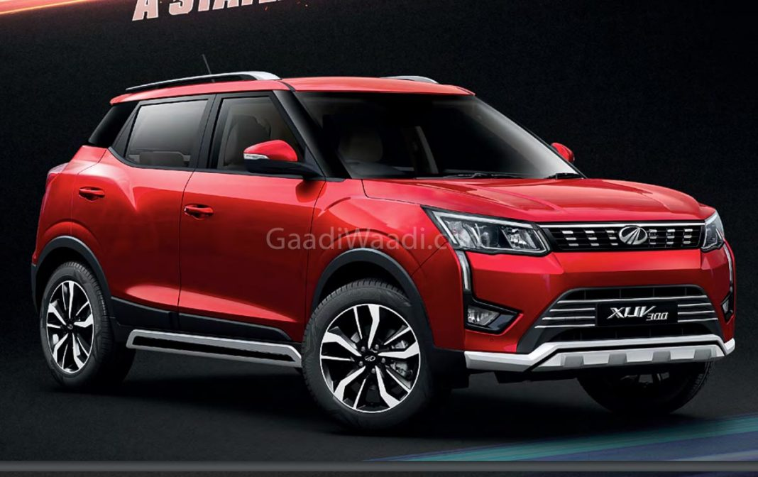 Mahindra XUV300 Offered With A Range Of Accessories - Details-5