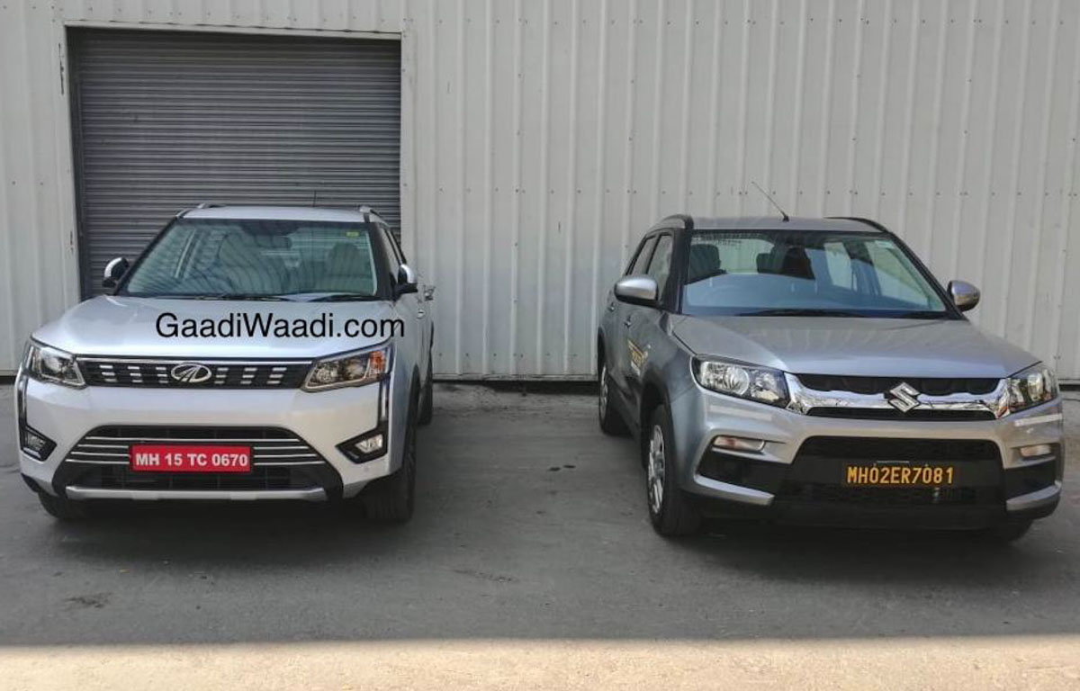 Mahindra Xuv300 Vs Maruti Vitara Brezza Detailed Comparison