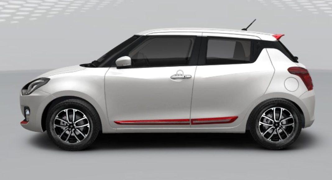 Maruti-Suzuki-Swift-Redspeedster-package-side