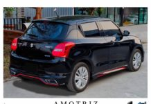 Modified-Maruti-Swift-with-Audi-grille-3