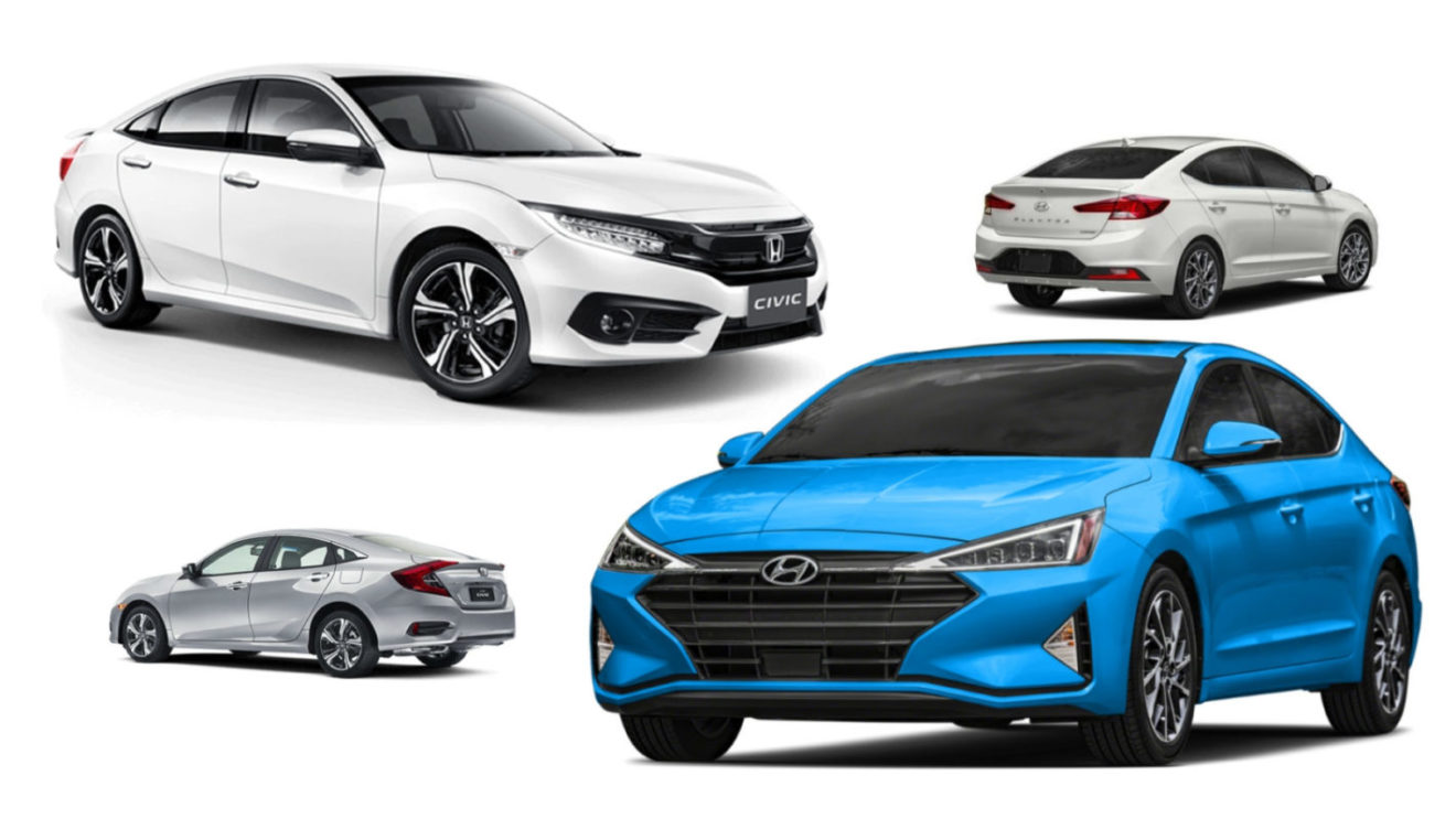 New Honda Civic Launching On March 7 Rival Elantra Facelift Coming Too This Year