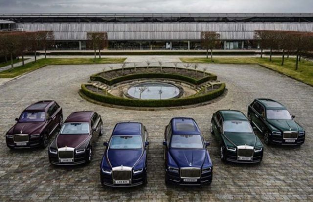 Reuben Singh Billionaire Rolls Royce