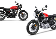 Royal Enfield Interceptor 650 VS New Triumph Street Twin - Comparison