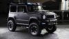 Suzuki Jimny Black Bison Edition by Wald International