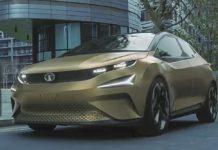 Tata 45X Launch Geneva_
