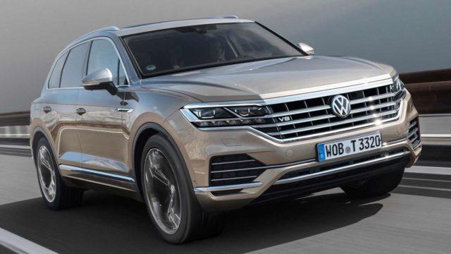 Volkswagen Touareg V8 TDI