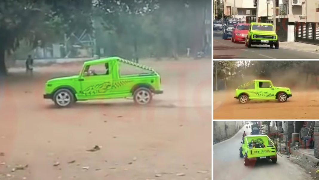 World's Smallest Gypsy Can Do A Lot Of Off-Roading