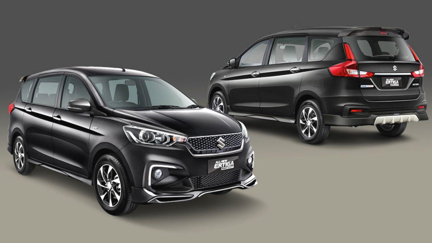 6 Seater Maruti Suzuki Ertiga Cross Likely To Launch Soon