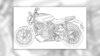 harley-davidson-streetfighter-india-design-drawing