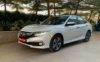 honda civic india 2019 white-1