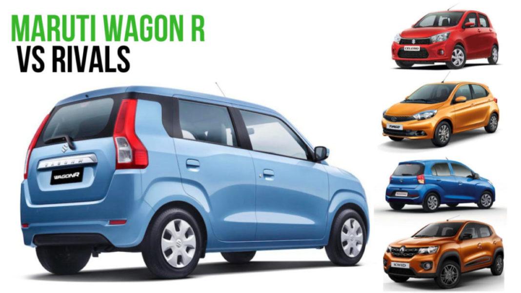 new wagon r vs rivals