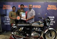 re interceptor 650 chrome colour gaadiwaadi