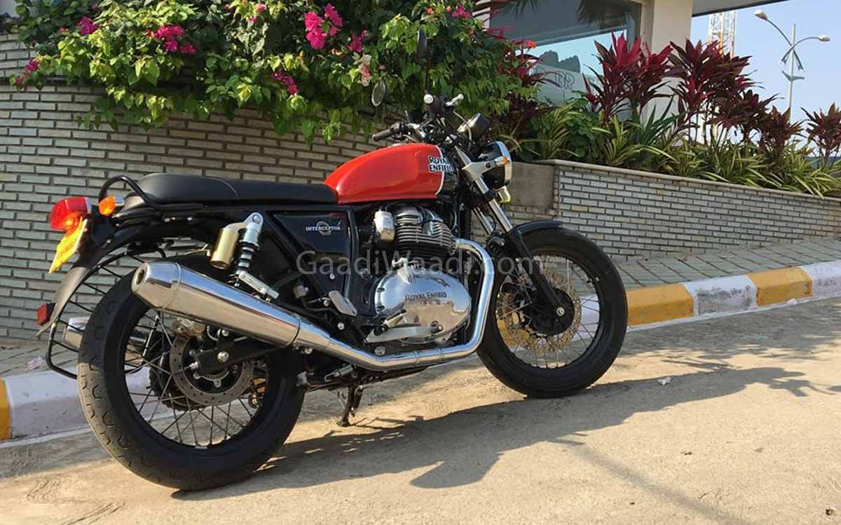 Royal Enfield Likely To Hike 650 Twins Prices Soon Details