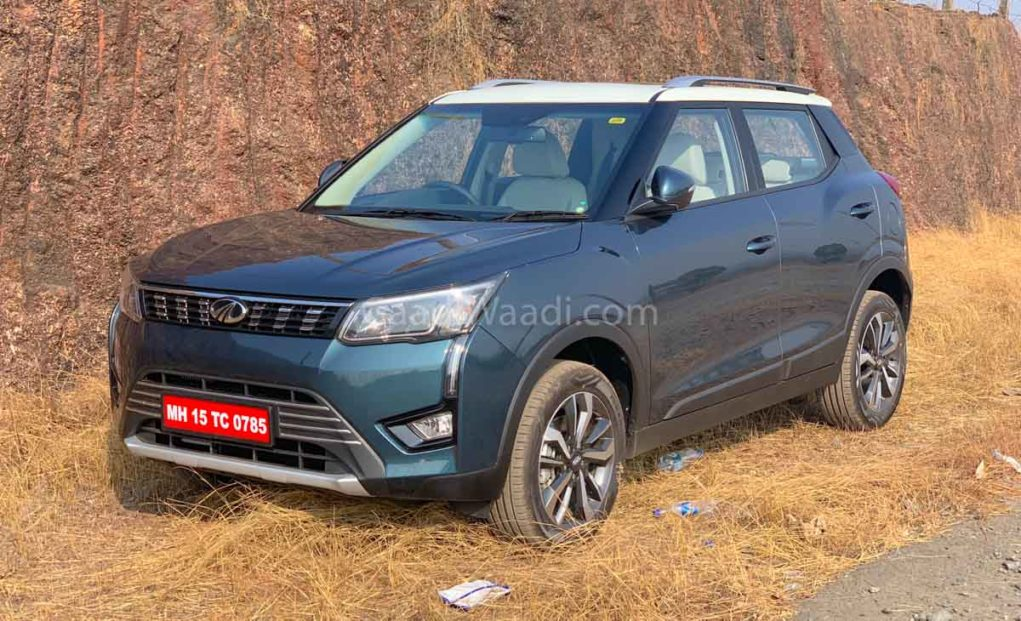 xuv300 launched in india mahindra-6