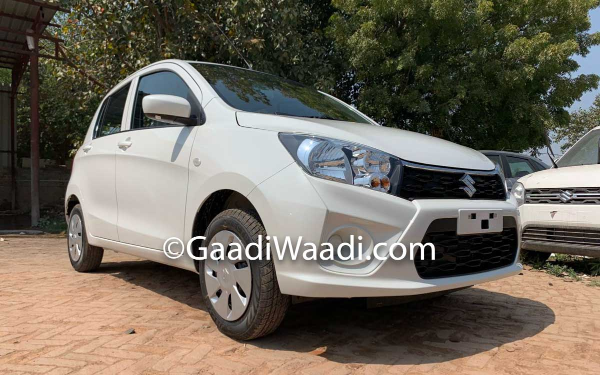BS6 Maruti Suzuki Celerio 1.0L Petrol Launched From Rs 4.41 lakh