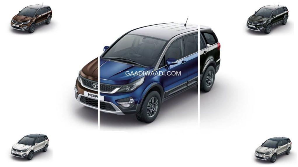 2019-Tata-Hexa-with-5-new-dual-tone-colours