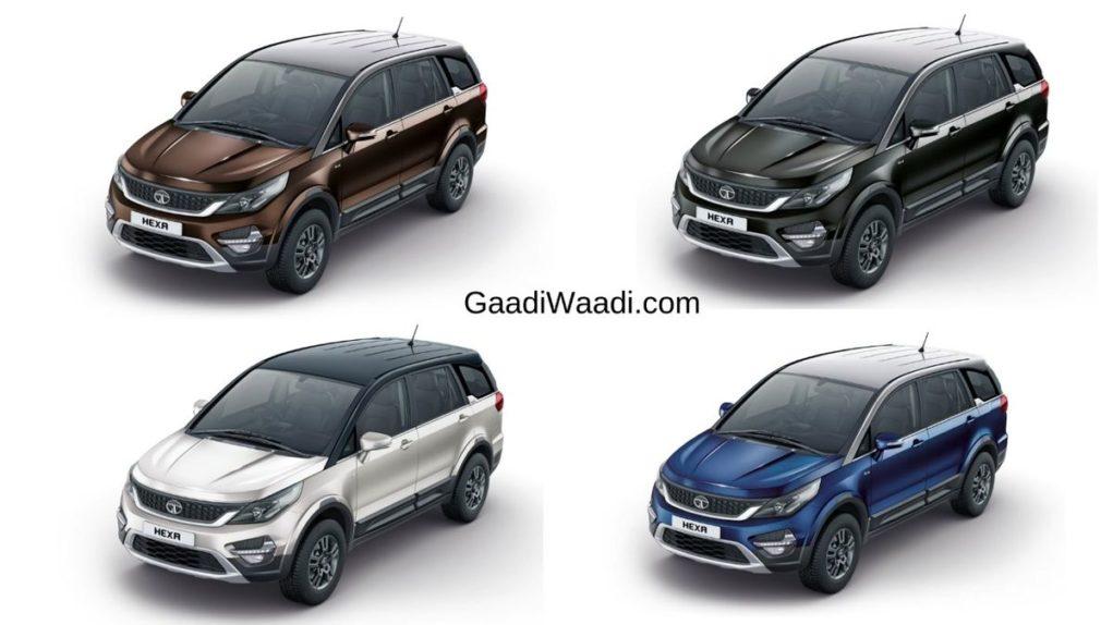 2019-Tata-Hexa-with-5-new-dual-tone-colours-2