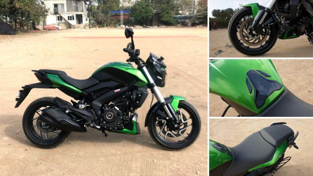 2019 bajaj dominar 400 revealed