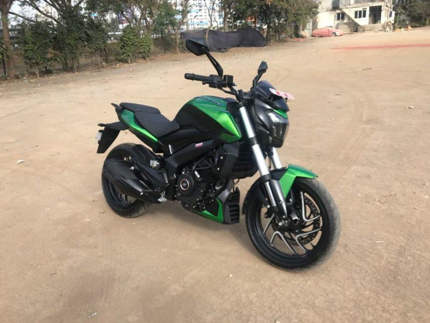 2019 bajaj dominar revealed 1