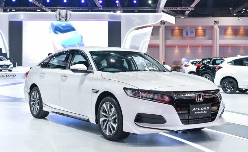 2019 honda accord hybrid-1