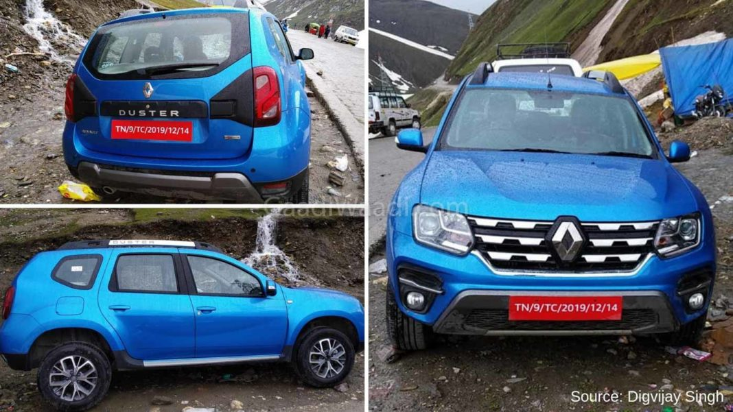 2019 renault duster facelift pics-1