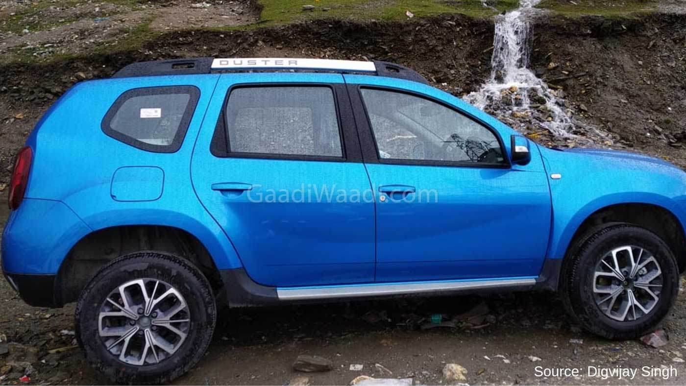 2012 - [Dacia] Duster restylé - Page 13 2019-renault-duster-facelift-pics-2