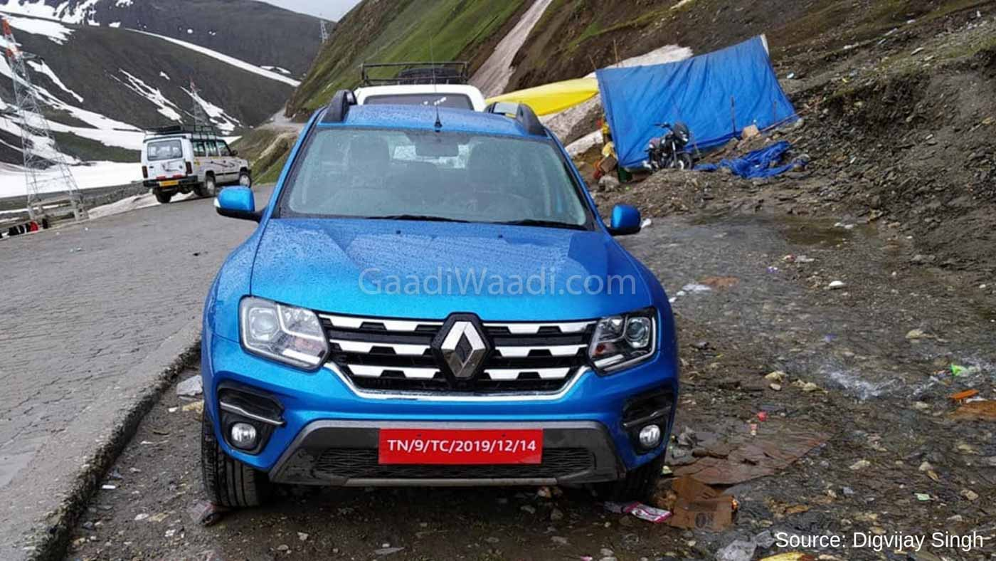 2012 - [Dacia] Duster restylé - Page 13 2019-renault-duster-facelift-pics-3