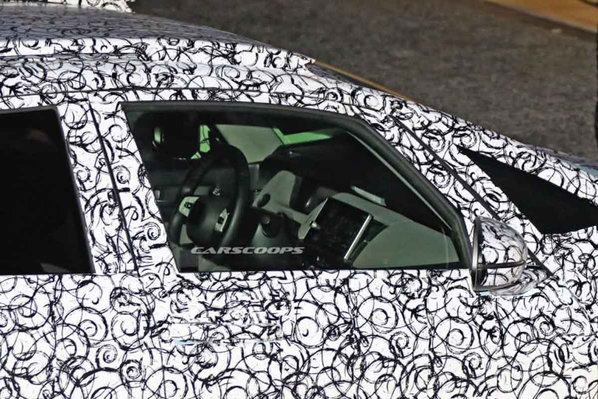 Next Generation Honda Jazz S Interior Spotted Revealing New Details