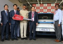 Andhra Pradesh Govt Wants To Have 10 Lakh EVs On Road By 2024