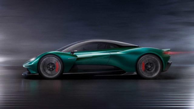 Aston Martin Vanquish Vision Concept 1