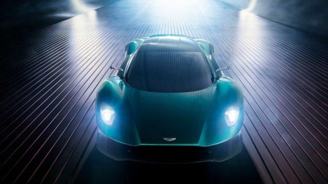 Aston Martin Vanquish Vision Concept 2