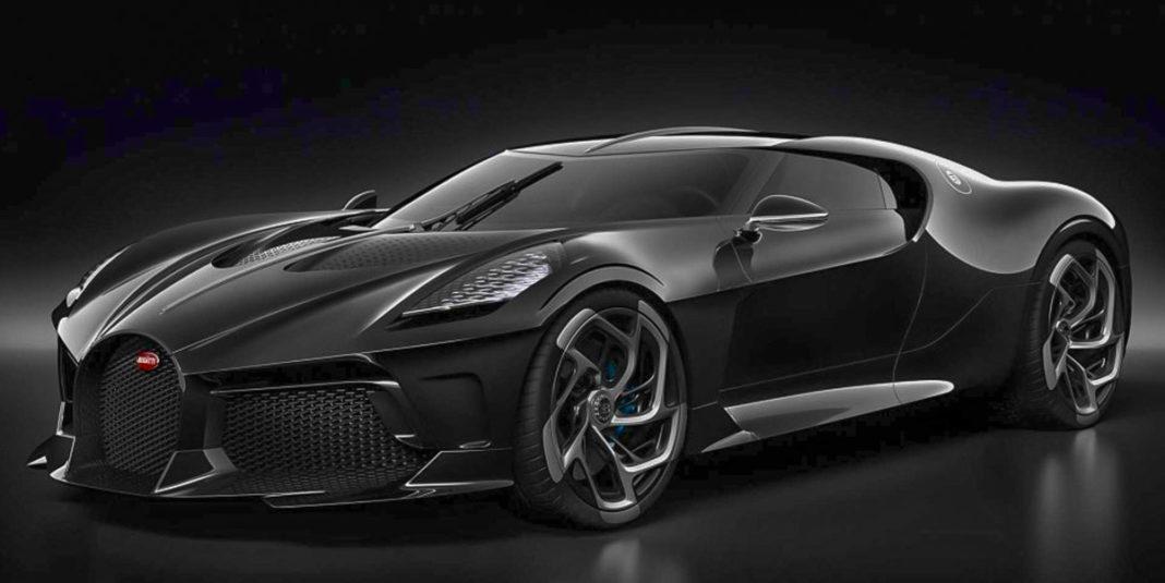Bugatti La Voiture Noire: What Makes Bugatti La Voiture Noire Cost 132 Crore?