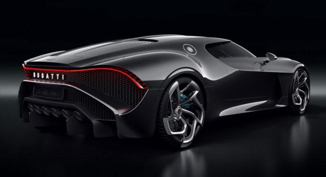 Bugatti La Voiture Noire_