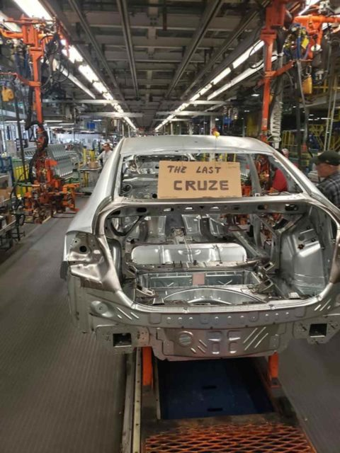 Chevrolet-to-stop-production-of-Cruze-in-US