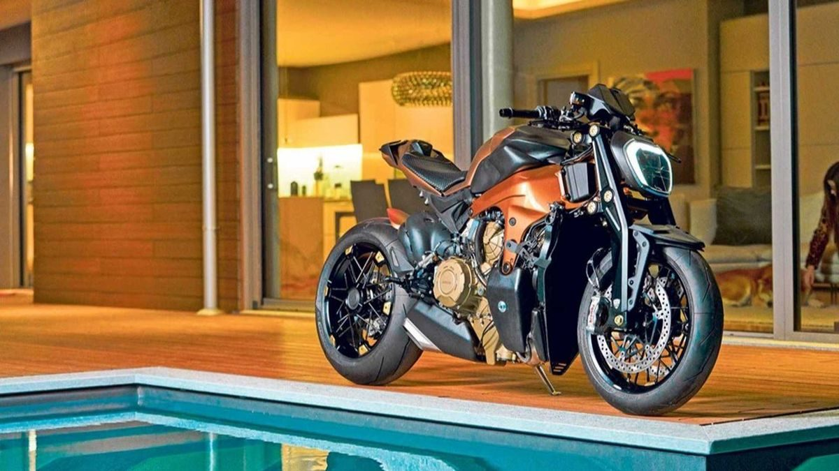 Ducati Might Introduce Naked Version Based On Panigale V4