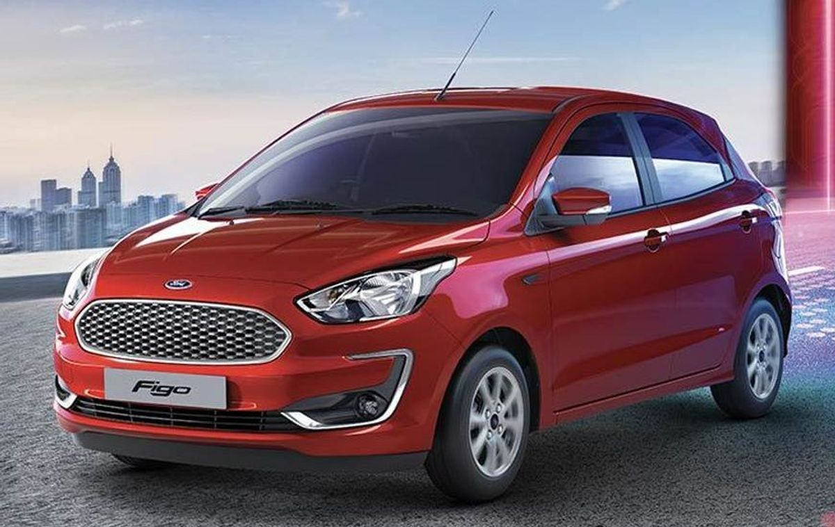 ford figo facelift launching tomorrow expected price  rs  lakh