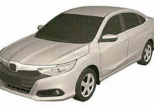 HONDA CRIDER PATENTED IN INDIA 4