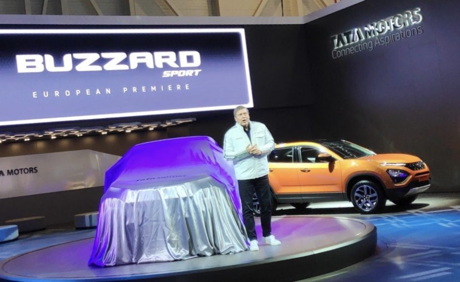 Harrier Makes European Debut As Tata Buzzard Sport At GIMS 2019
