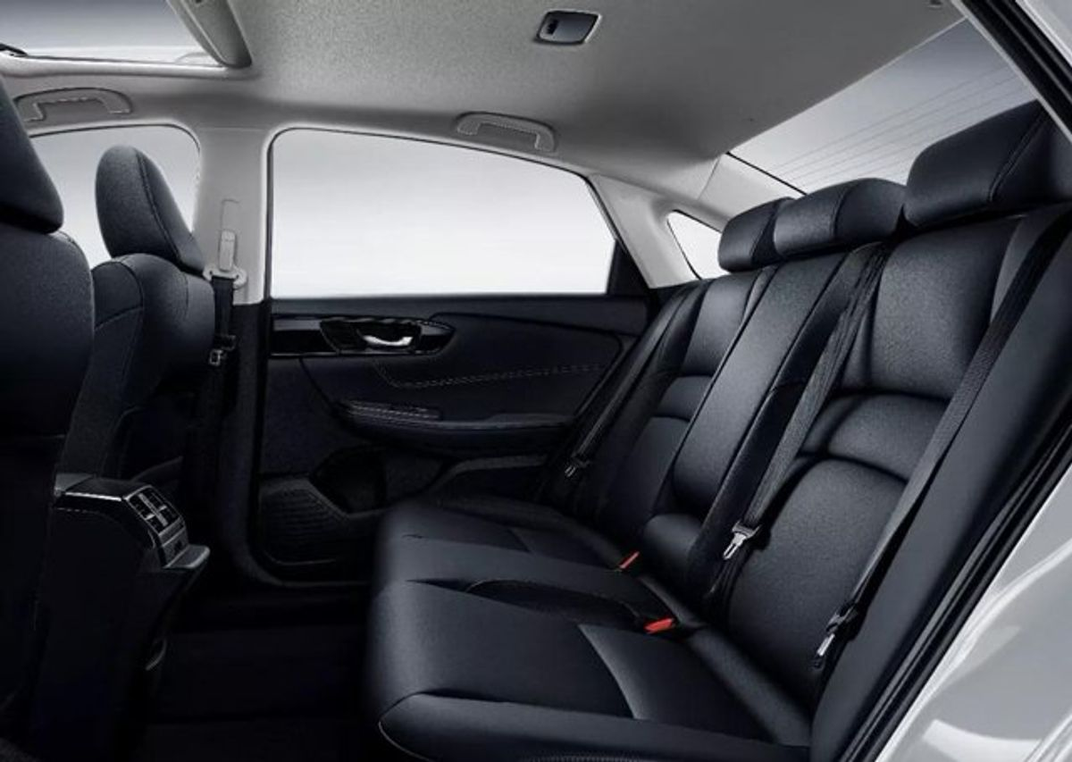 Honda Crider Based Honda Envix Sedan Launched In China