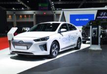 Hyundai Ioniq Electric 2019 BIMS