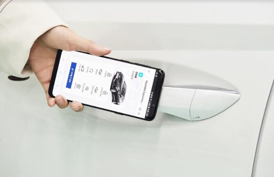 Hyundai-Smartphone-based-digital-key