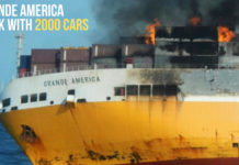Italian Cargo Ship Sank With 2,000 Cars Including Porsche 911 GTR RS